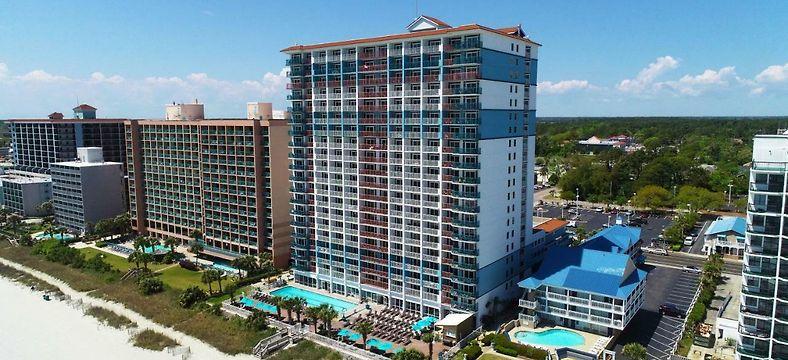 Hotels In Myrtle Beach Sc >> Paradise Resort Myrtle Beach Sc